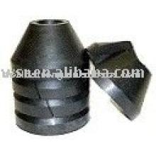 Oilfield rubber Cone Hi-Temp Split Packing