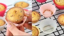Greaseproof nướng bánh cốc với thiết kế tùy chỉnh