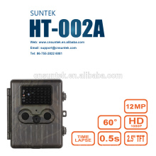 Outdoor 12Mp Infrared Scouting Trail Camera HT-002A