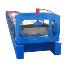 Rollo de acero ocultado conjunto del panel de la anchura de la fábrica 470m m de China que forma la máquina