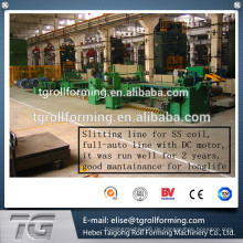Qualitätserfassungsstandards automatische Schlitzmaschine Maschine mit niedrigem Preis Qualität