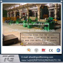 automatic slitting machine production line reached high quality accounting standards