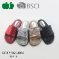 Top Quality New Style Summer Lady Open Toe Slipper