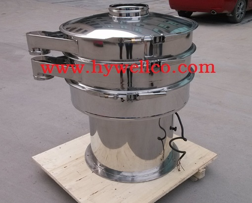 Vibrating Sifter for Potato