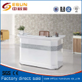 office counter table front office furniture design standing reception desk