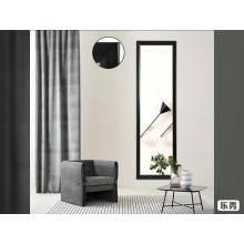 Large salon wall mirror 35*137cm  full length wall mounted mirror frames