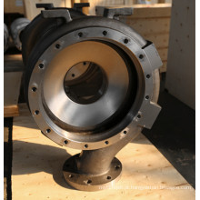 Fabricação de componentes de bombas Goulds 3196 na China