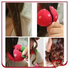 Hottest Hair Rollerdiy Éponge Hair Roller Doing Wave Hair at Home Beauty Hair Bigoudi
