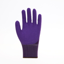 13G Comfort Latex 3/4Foam Coated Safety Gloves