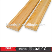 Decorative WPC Plastic Profiles chair rail & base moulding