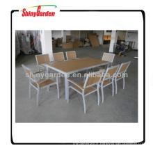 Polywood Furniture table et chaise de jardin mobilier de jardin