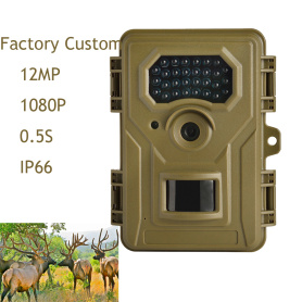 PIR Detection Up to 85ft Hunting  Camera