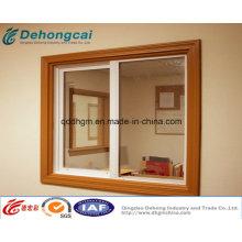 Fenêtre coulissante en aluminium de marque célèbre de haute qualité