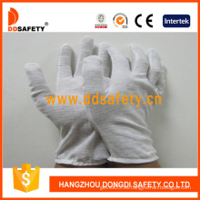 Blench algodón guante de trabajo (DCH105)