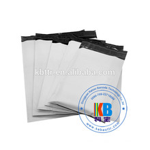 Sacos plásticos do correio do correio feito sob encomenda do cinza branco do LDPE do PE de OPP