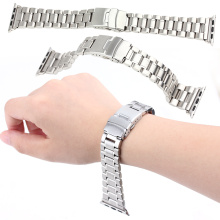 Alloy Bracelet for Apple watch Parts Silver