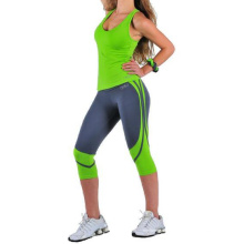 Pantalones de deporte de fitness, pantalones de yoga Capris