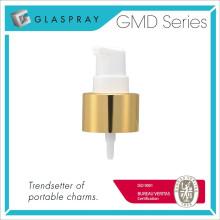 GMD 24/410 Metall TP glänzende Gold Kosmetik Behandlung Pumpe