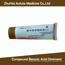 Compound Benzoesäure-Salbe OTC Medicial Salbe