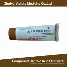 Мазь отработанной бензойной кислоты OTC Medicial Mint