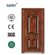 Nuevo diseño y puerta de acero de alta calidad (RA-S023)