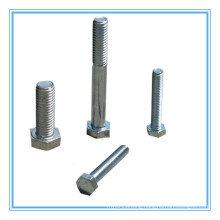 DIN 931 Part Threaded Hex Head Cap Screw (Stainless Steel)