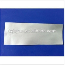 Tejido de tela de fibra de vidrio recubierto de PTFE de plata