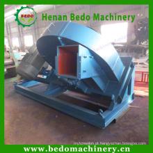 Tipo raspador do disco da maquinaria de exploração agrícola Máquina trituradora Chipper de madeira da máquina