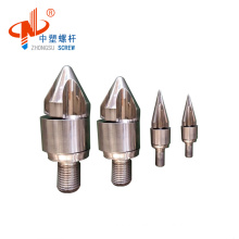 SKD61 Steel Injection nozzle tip for screw barrel