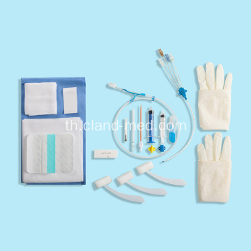 CE Medical Disposable Central Venous Catheter (ชุดตรวจ CVC)