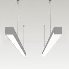 LED 150cm Luz lineal que suspende la instalación 45w 5 años de garantía