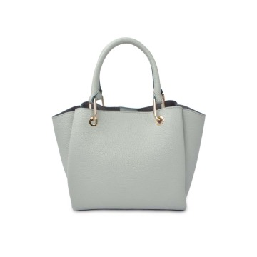 Tote bag in pelle morbida per donna