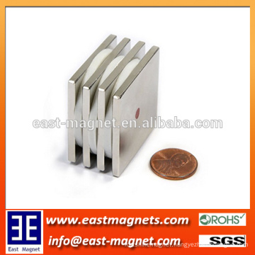 On-time shipment cheap sintered NdFeB magnet