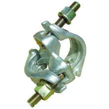 Coupleur de connexion d'échafaudage de foration pour l'usage de construction