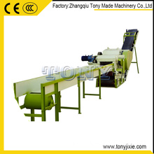 Tpq218 Wood Chipping Machine Biomass Forestry Machinery Drum Wood Chipper for Sale