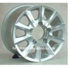 S737 roue de voiture en aluminium pour toyota