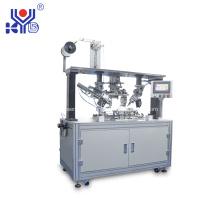 Machine de fabrication de soudure de boucle d'oreille de masque de tasse