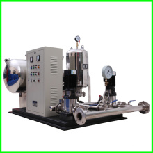 Equipo de suministro de agua sin presión negativa