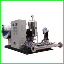 Équipement d'eau sans pression négative