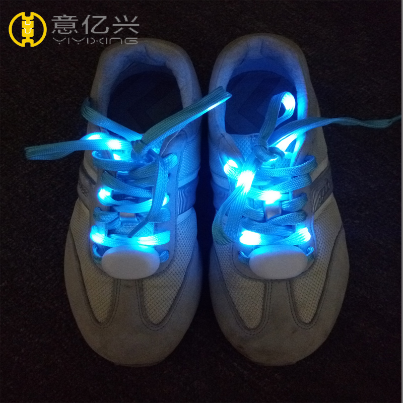 Custom 110cm led shoelaces