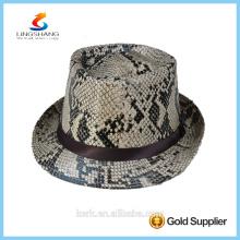 DSC 0006 LINGSHANG nuevo vestido de moda de diseño sombrero de paja panamá