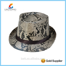 DSC 0006 LINGSHANG New Design Fashion Dress Paper panama straw hat
