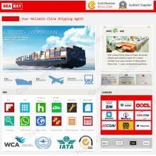 China Shipping Company para Aalborg