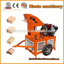 WT1-20 concrete interlocking block making machine