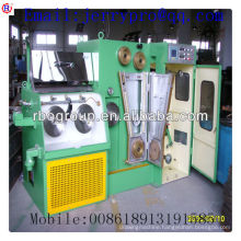 22DT(0.1-0.4)Copper fine wire drawing machine with ennealing(wire capstan)