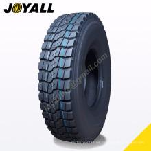 JOYALL TYRE Neumático de la fábrica china TBR C958 super sobrecarga y resistencia a la abrasión 1200r20