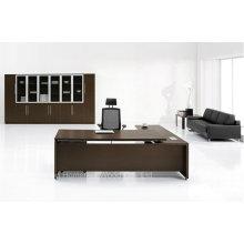 Moderno de alta qualidade L Shape CEO Executive Desk (HF-BD013)