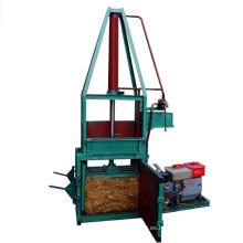 Empacadoras industriales que compactan papel usado
