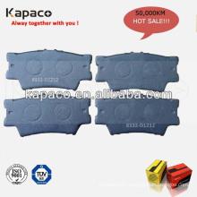 Japanese auto Disc brake pad 8332-D1212