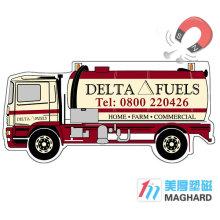 Китай оптовый OEM OEM водонепроницаемый декоративный пользовательский логотип автомобиль магниты